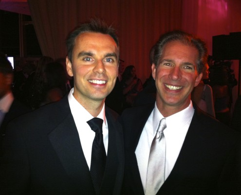Brendon Burchard and David Jensen
